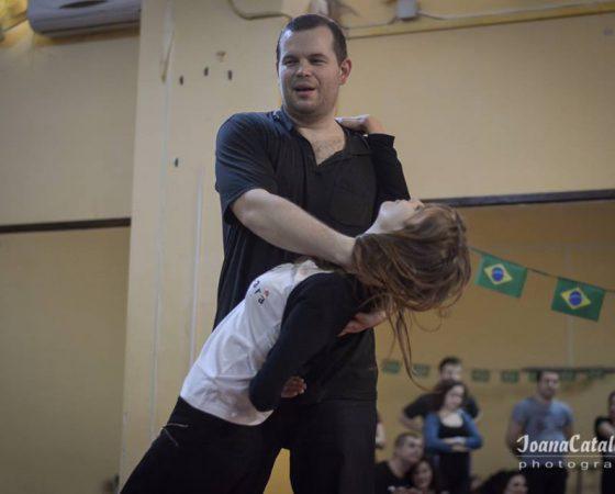 Martin and Nicol – zouk demo