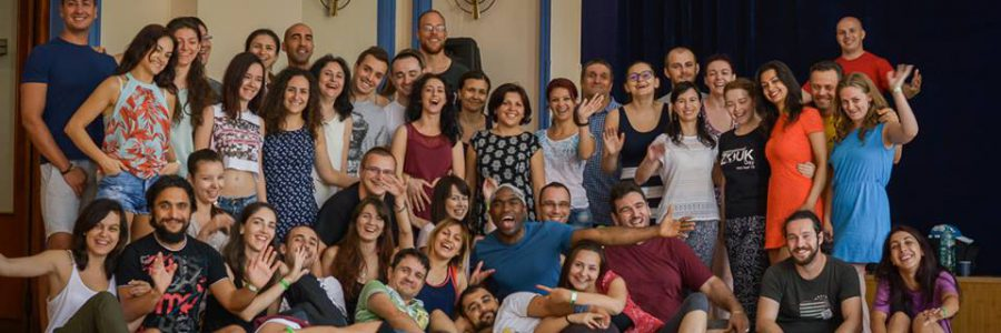 Zouk workshops in Bucharest 2016
