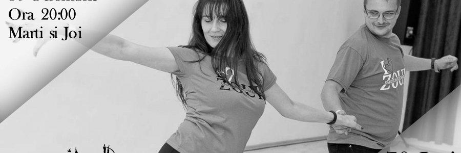 Curs de dans pentru incepatori