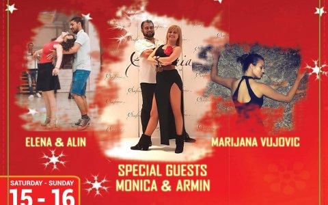 Zouk Camp 2018. Christmas Edition in Timisoara