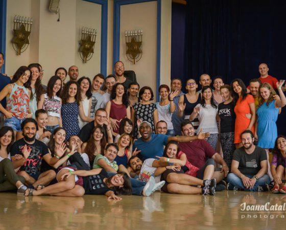 Zouk workshops in Bucharest 2016